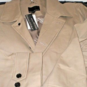BANANA REPUBLIC WATER REPELLENT TRENCH XL NWT